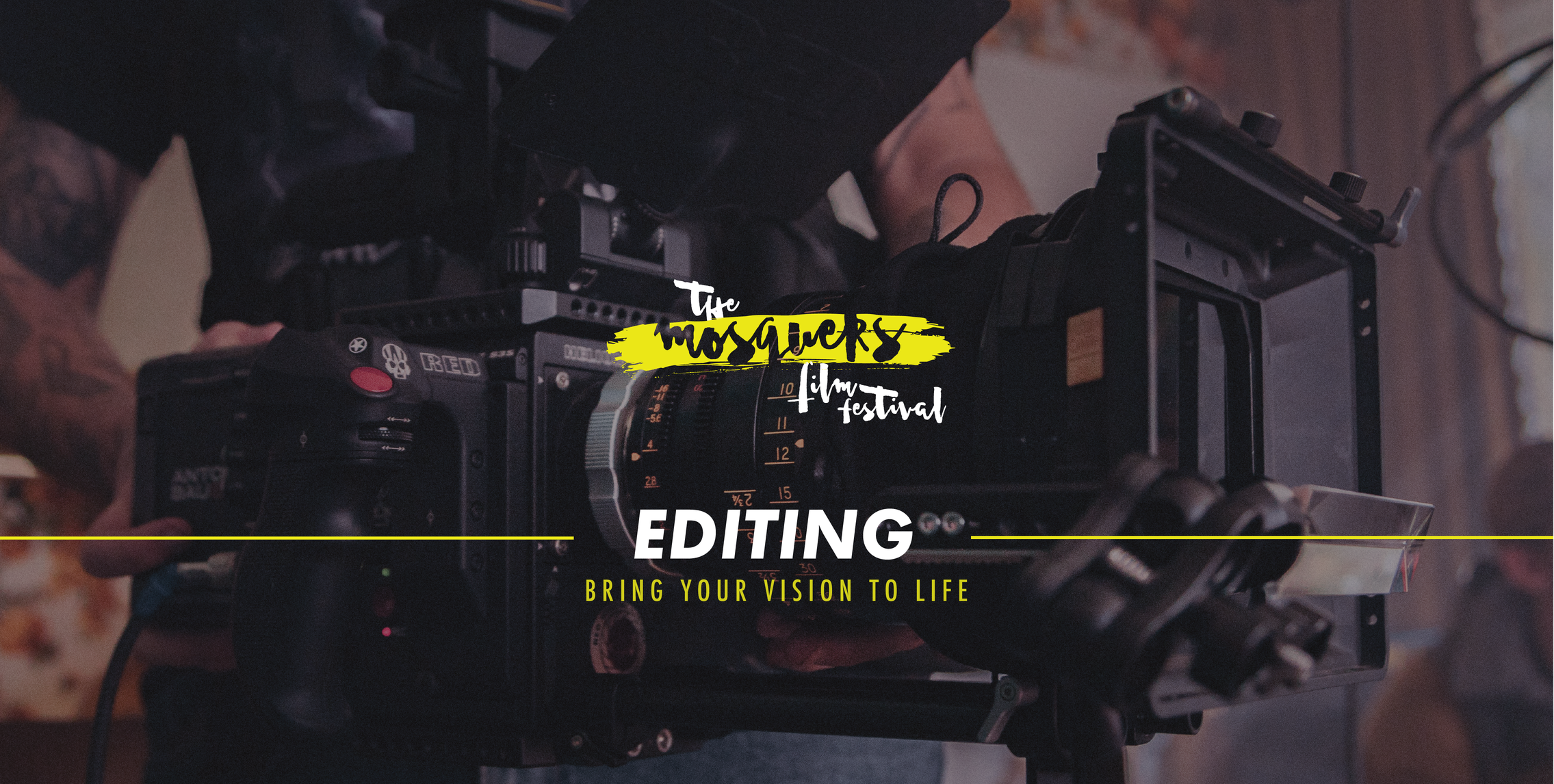 Mosquers Film Workshops: Editing