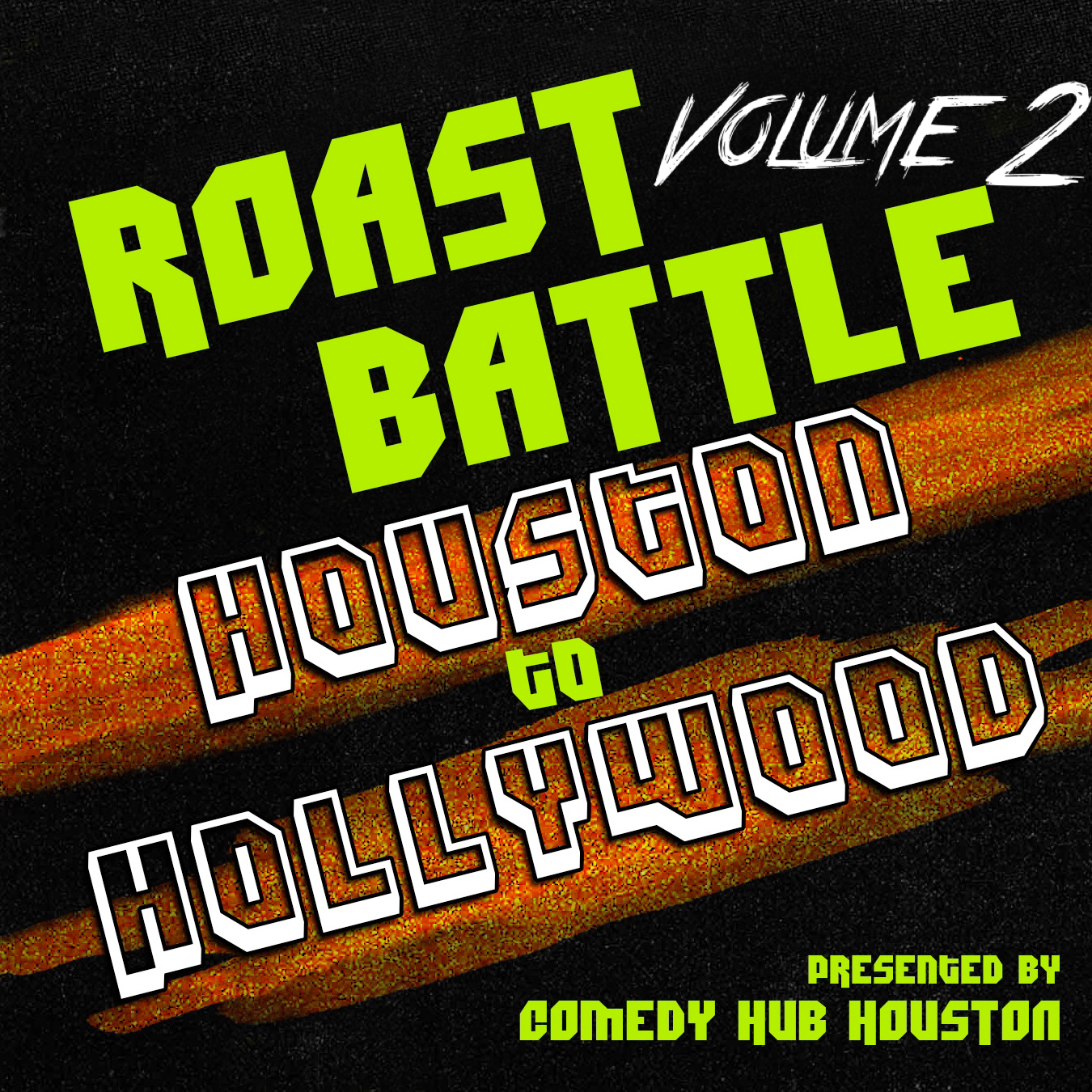 CONTESTANT SUBMISSION - ROAST BATTLE Volume 2