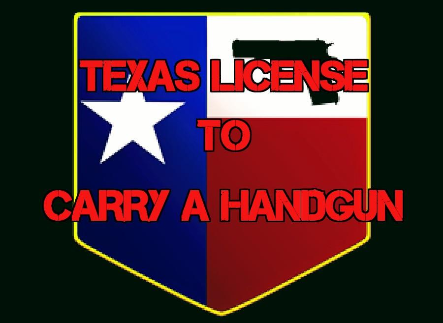 Texas License to Carry a Handgun Class Formerly (CHL) $59.00