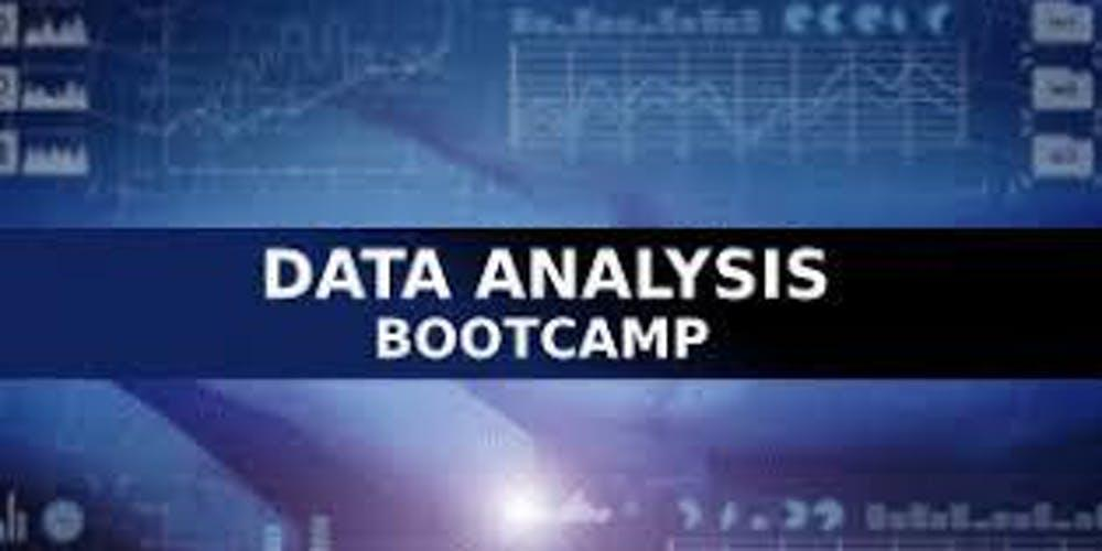 Data Analysis 3 Days Virtual Live Bootcamp in Stuttgart