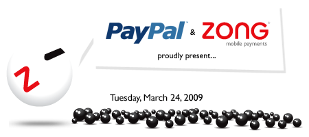 PayPal & Zong Payments Party at GDC