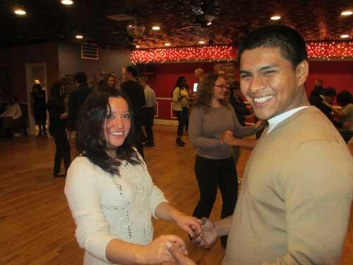 Salsa Dance Classes for FREE