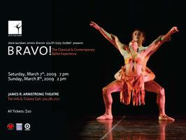 Bravo! The Classical & Contemporary Ballet Experience