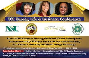 TCE Presents, The Career, Life & Business Conference &...