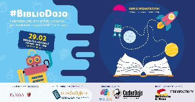 #BiblioDojo 2020 - @Scuola Diffusa by CoderDojo Roma...