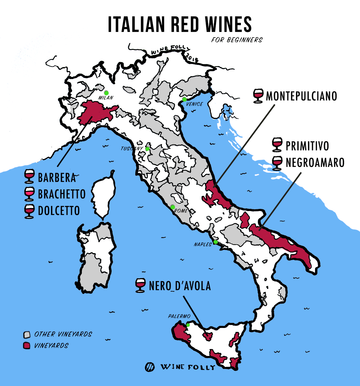 """""""The toe, the heel and the ankle""""; Italy's big Red"""
