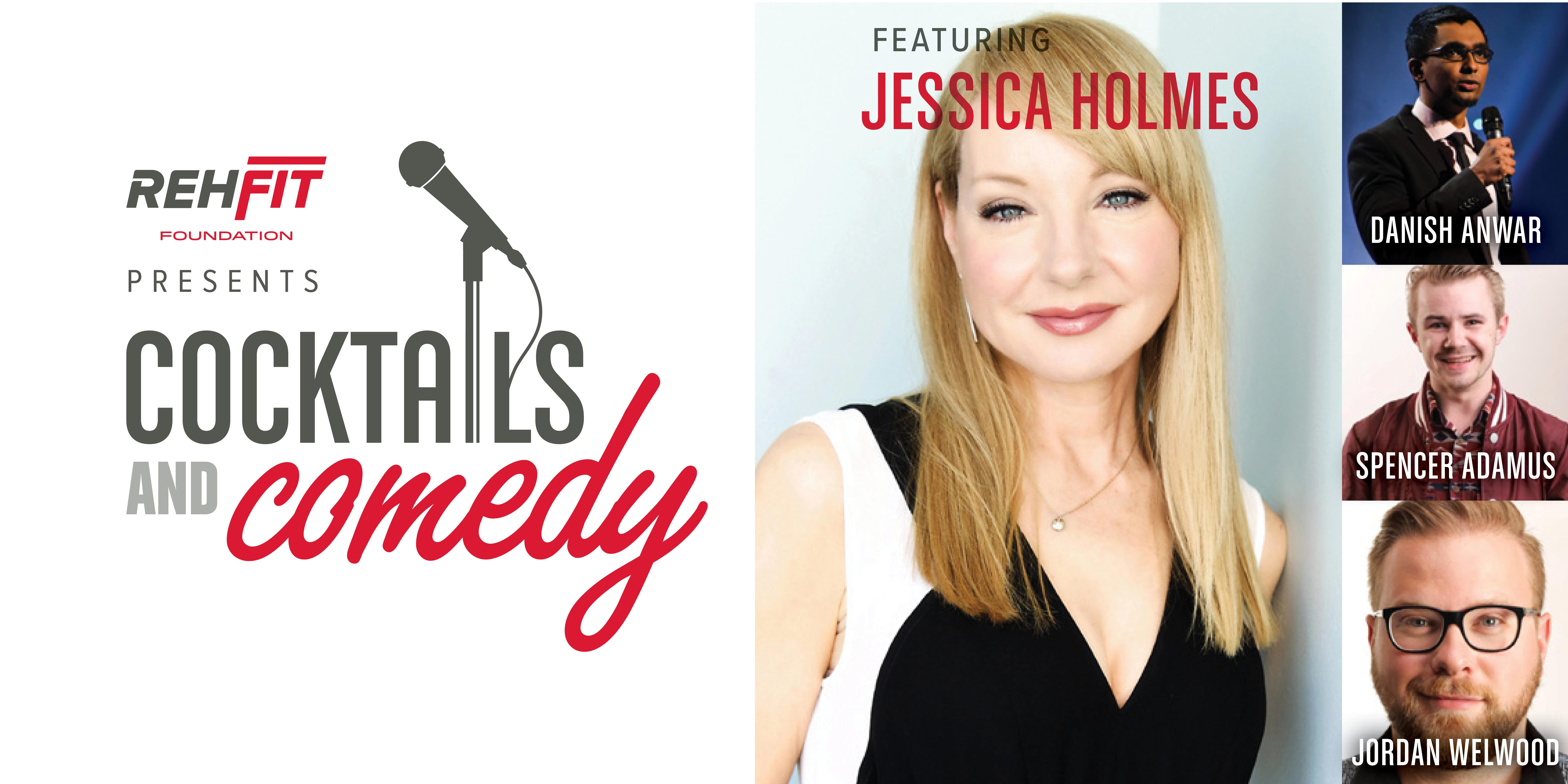 Cocktails and Comedy