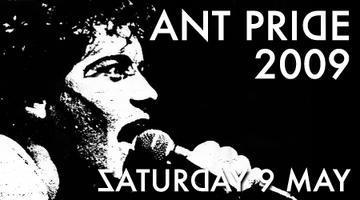 Ant Pride 2009 - Adam & the Ants Tribute Night