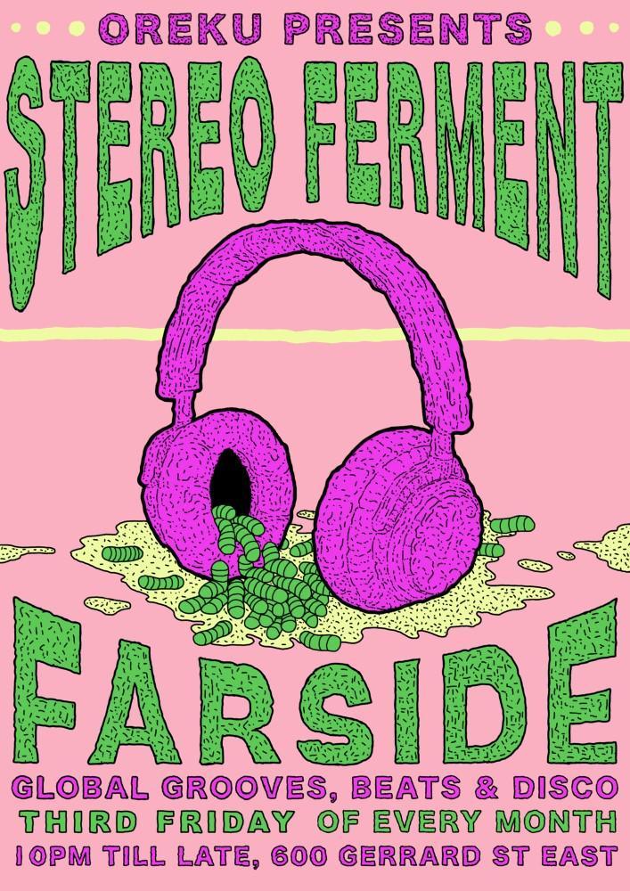 Stereo Ferment with DJ Oreku