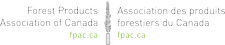 Forest Products Association of Canada (FPAC)  logo