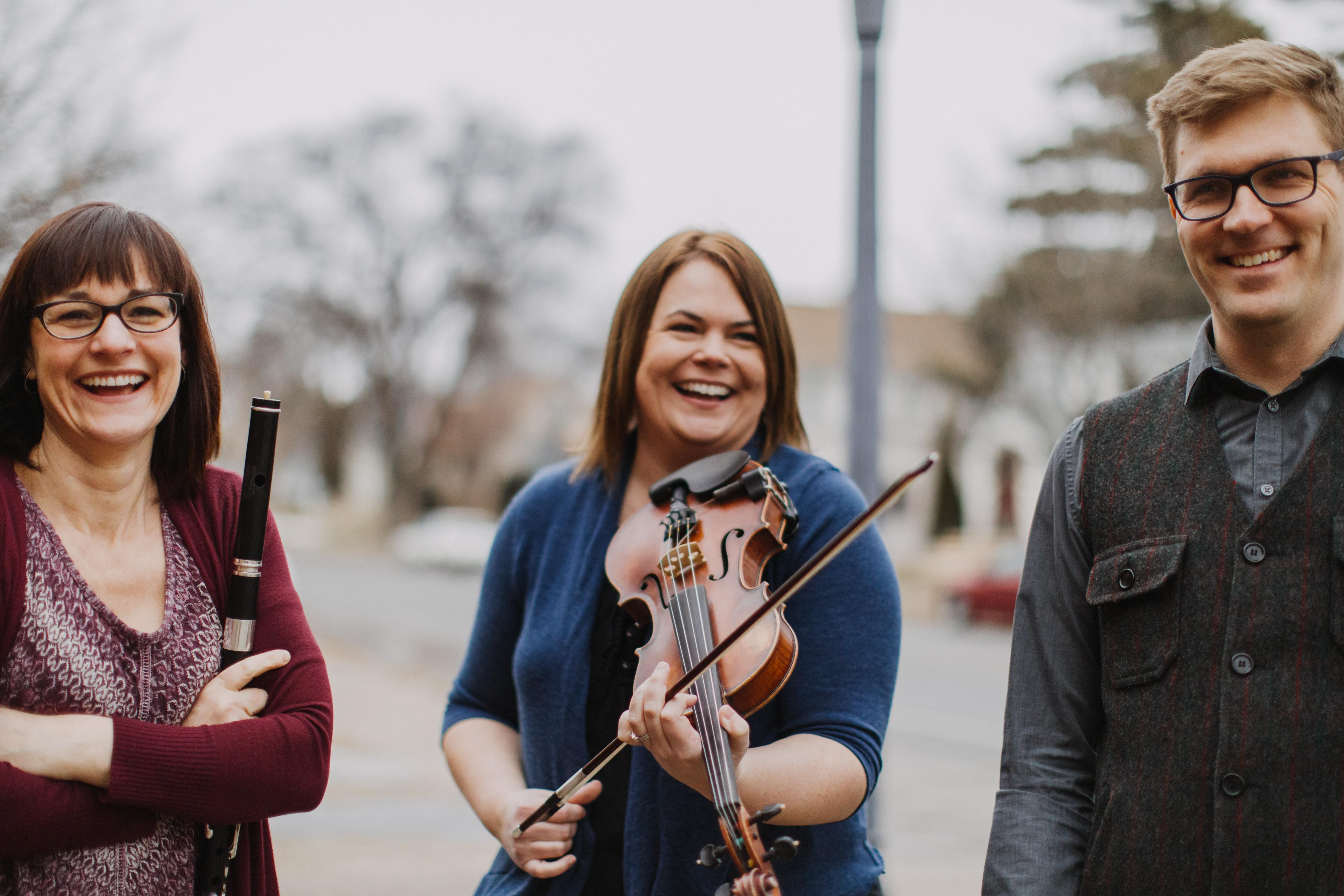 Music in the Chapel: Two Tap Trio