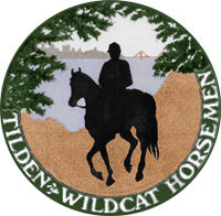 Tilden-Wildcat Horsemen's Association (www.twha.org) logo