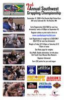 2009 SOUTHWEST GRAPPLING CHAMPIONSHIP