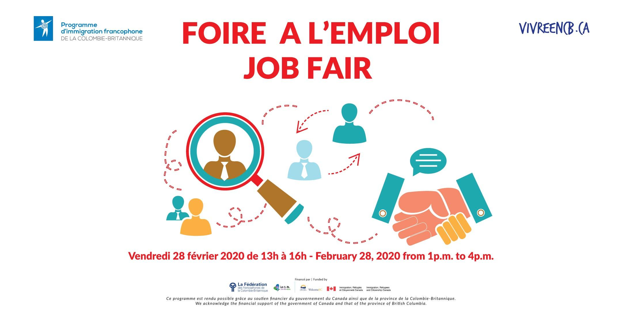 Foire à l'emploi - Job Fair