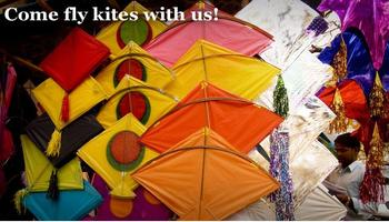 The Kites Festival (Makar Sankranti and Uttarayan) with...