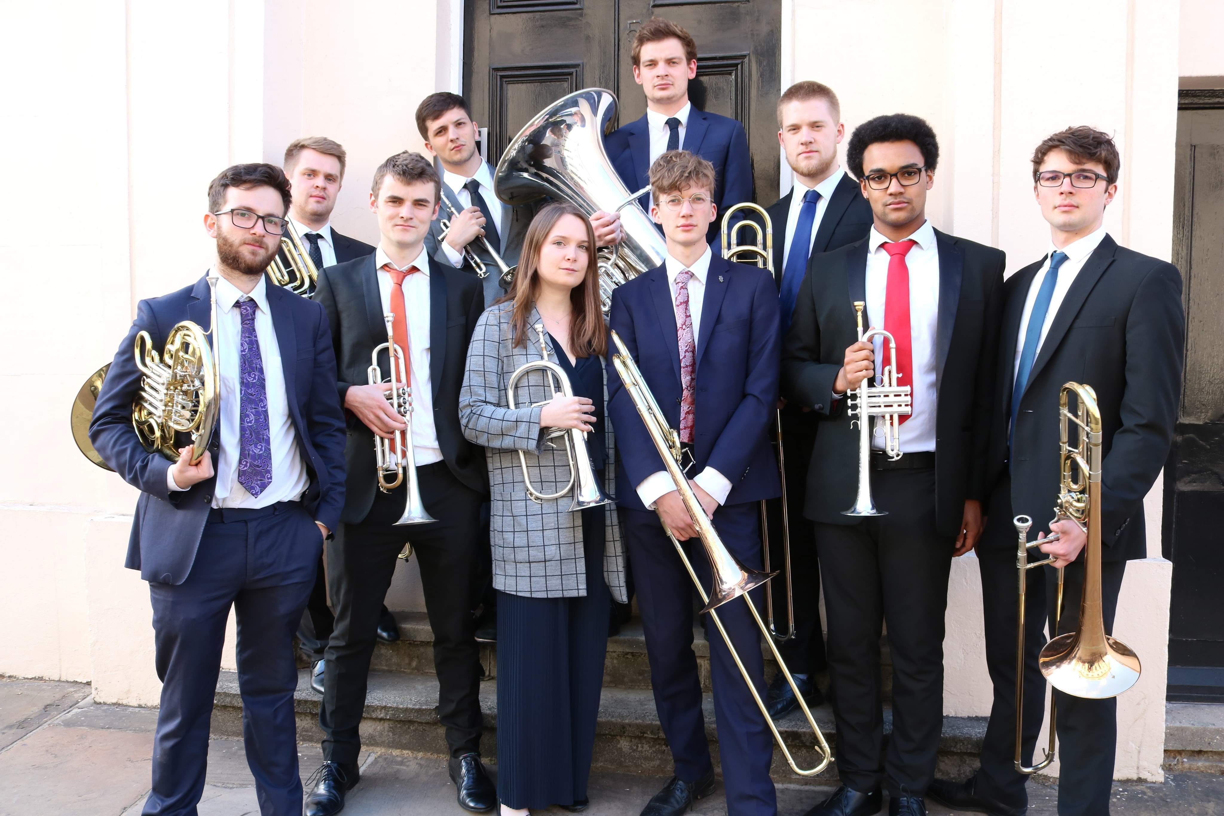 Lunchtime Concert - Ibex Brass