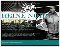 Reine Noire Pamper Party Fundraiser