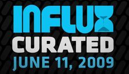 Influx Curated 09