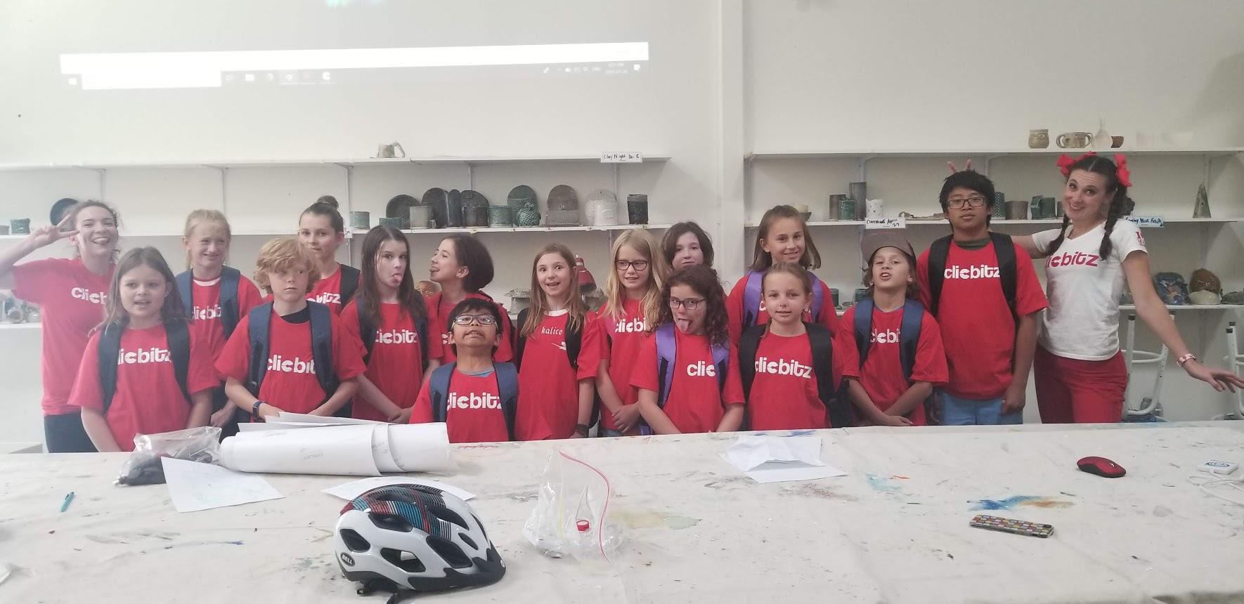 Clicbitz Kids Technology Workshop