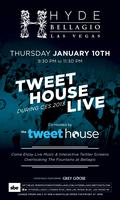 Tweet House Live at HYDE Bellagio