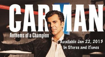 Carman LIVE Los Banos, CA