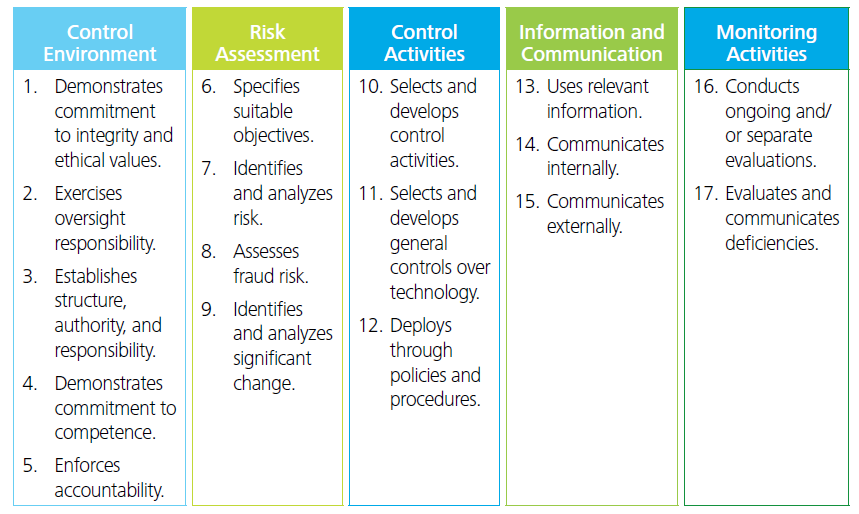 Using COSO for Compliance & SOX - Washington, DC - Yellow Book, CIA & CPA CPE
