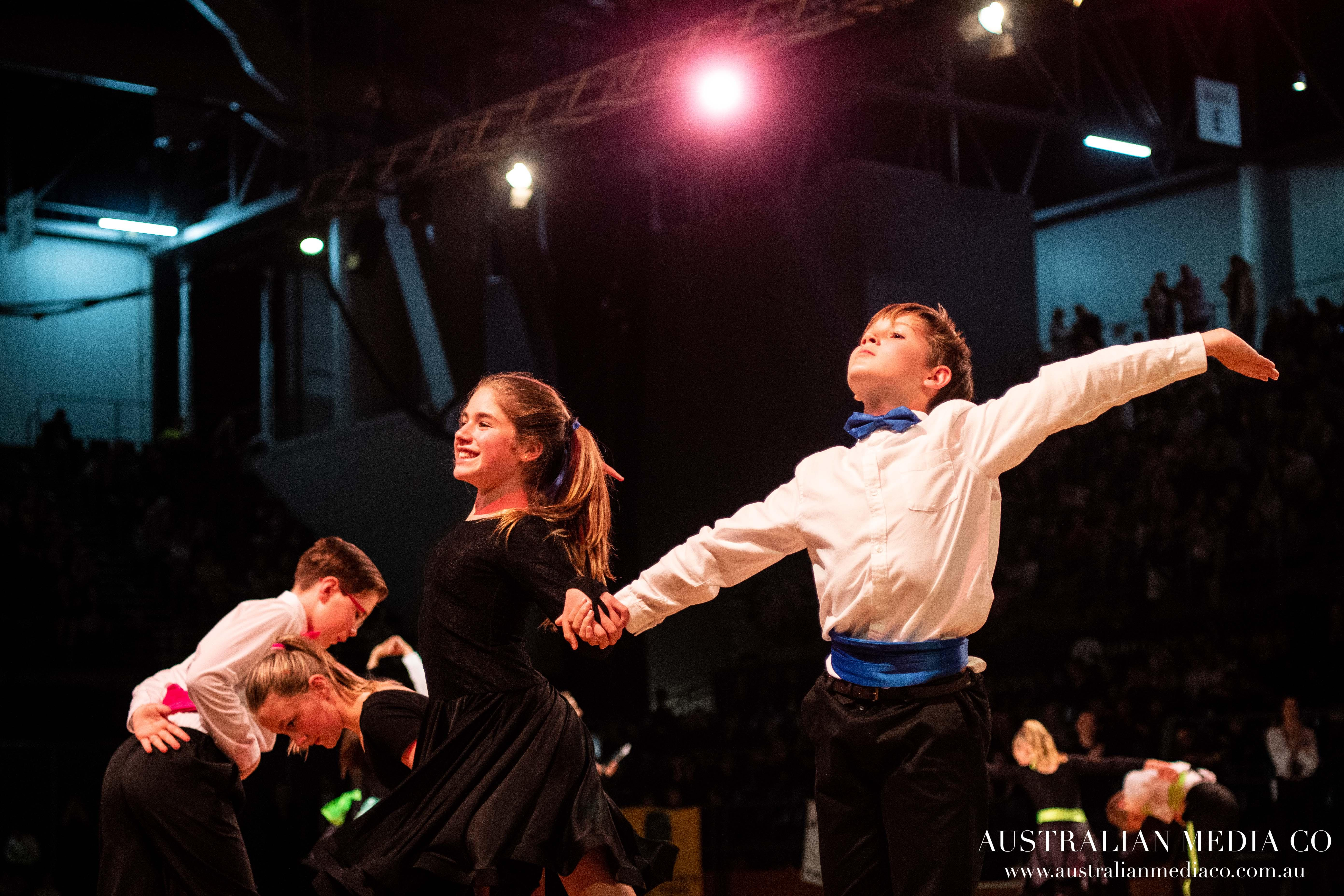 Dancesport Confidence Medal Day 4th April 2020