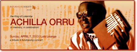 Achilla Orru Tribute