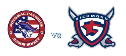 Richmond Generals vs Potomac Patriots