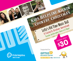 Kids Helpline Country Christmas