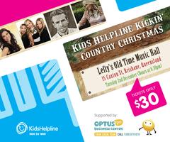 Kids Helpline Country Christmas