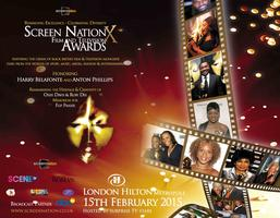 Screen Nation Film & TV Awards and After Party 2015
