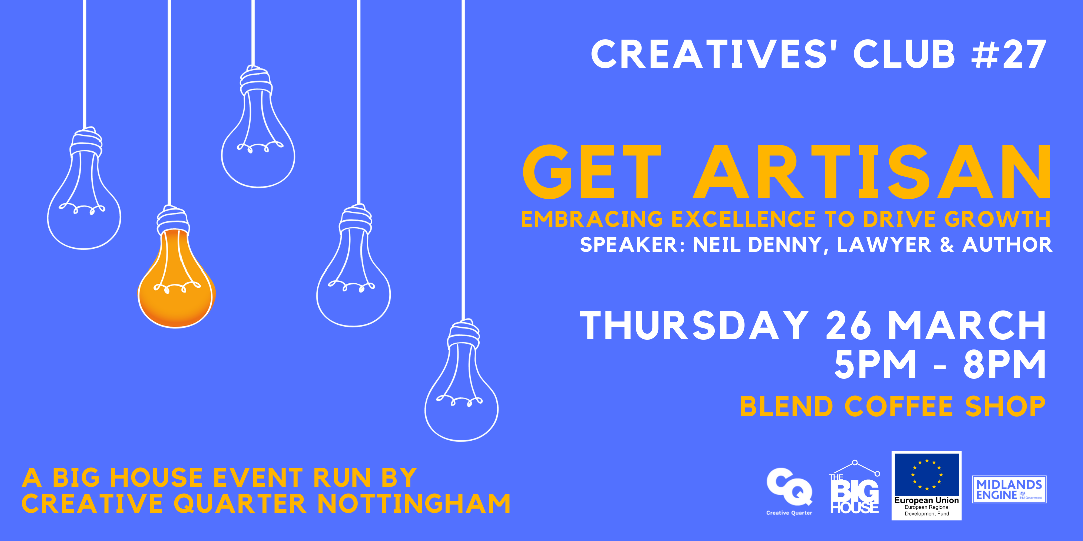 Creatives' Club #027: Get Artisan
