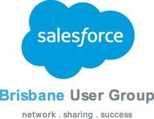 Brisbane Salesforce User Group logo