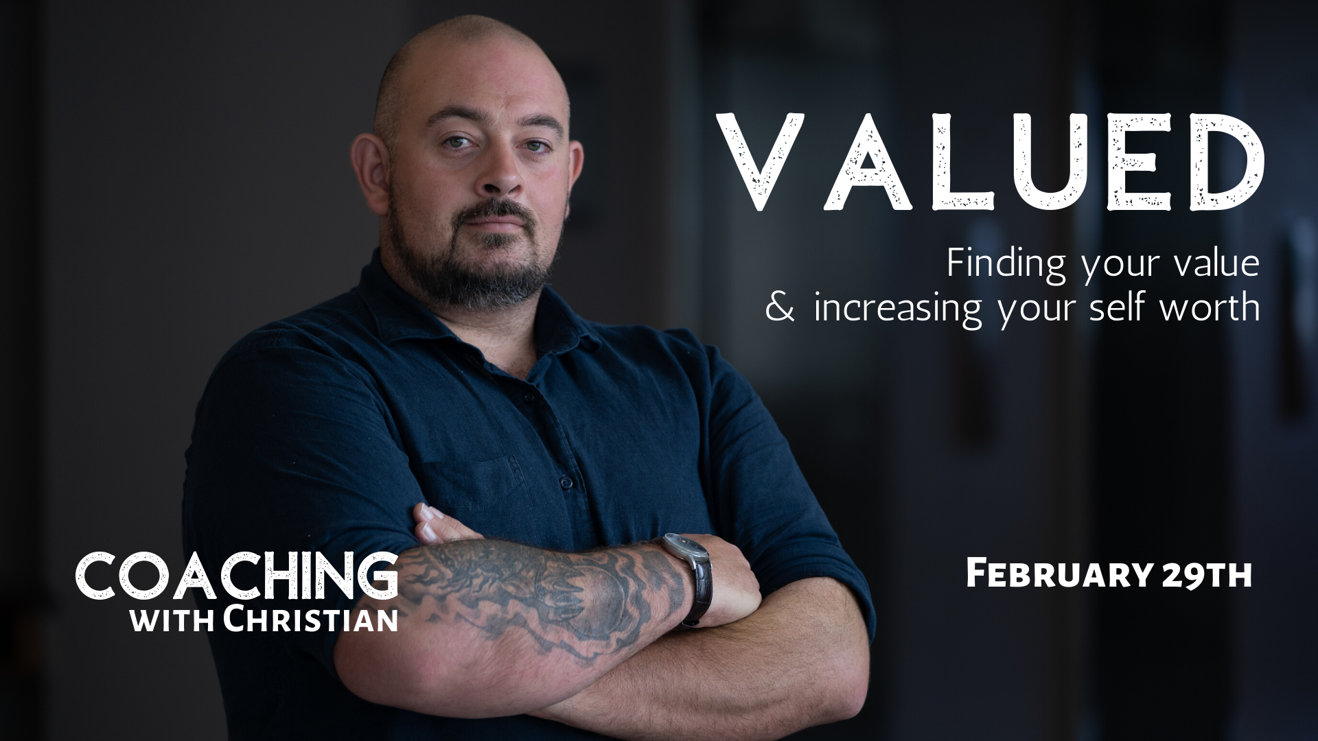 VALUED- Finding your value & increasing your self worth