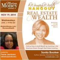 #WomensWealth Hangout: Wealth thru Real Estate...
