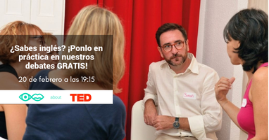 Watch and Talk about TED - Practica tu inglés...