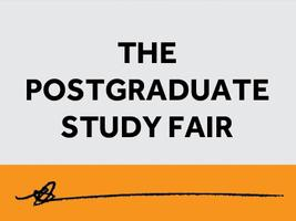 The Postgraduate Study Fair 2014