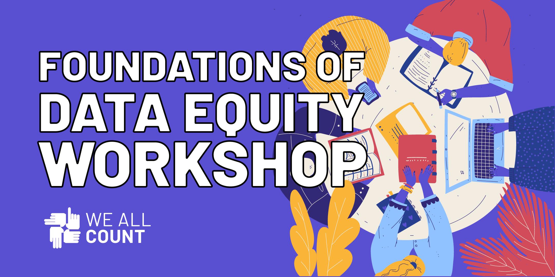Foundations of Data Equity: Washington DC