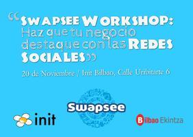 Swapsee Workshop: Haz que tu negocio destaque con las...