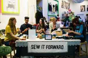 Refashion Day: Sew It Forward drop-in session
