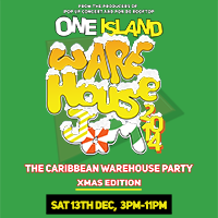 ONE ISLAND Warehouse Jam - The Caribbean Warehouse...