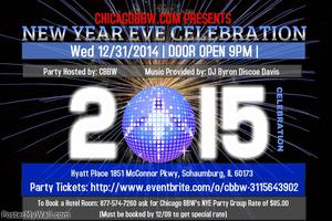 CBBW New Years Eve Party Lets bring in 2015 together!