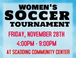 ANNISAA Women ONLY Soccer Tournament