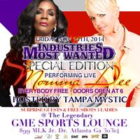 Momma Dee : Performing LIVE @ The Legendary GME Sports...