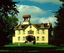 Martin Van Buren National Historic Site logo