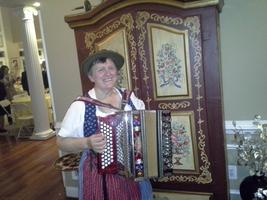 Live German Music by Silvia Eberly
