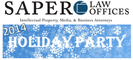 Saper Law Holiday Party