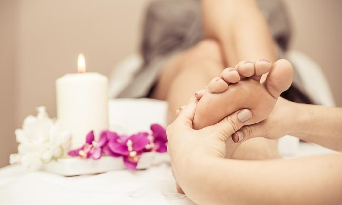REFLEXOLOGY - London Wellbeing Festival