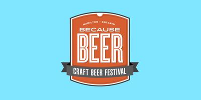 Because Beer Craft Beer Fest WEEKEND PASS